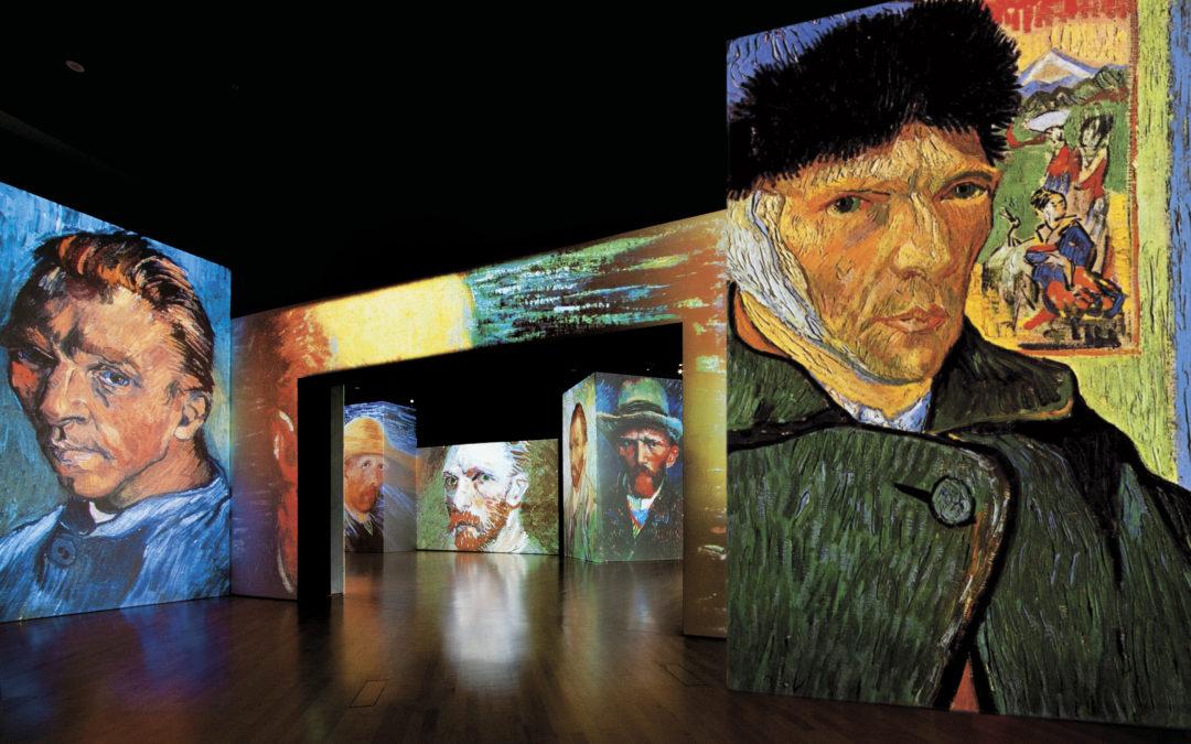 Exposición 'Van Gogh Alive'| La pintura como nunca antes la habías vivido