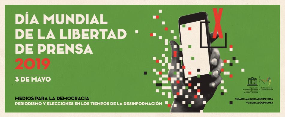 Feliz Día Mundial de la Libertad de Prensa